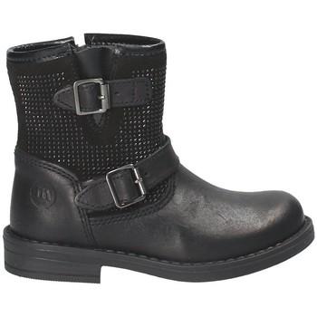 Chaussures Enfant Boots Melania ME1005B7I.B Noir