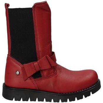 Chaussures Enfant Boots Melania ME2102D7I.C Rouge