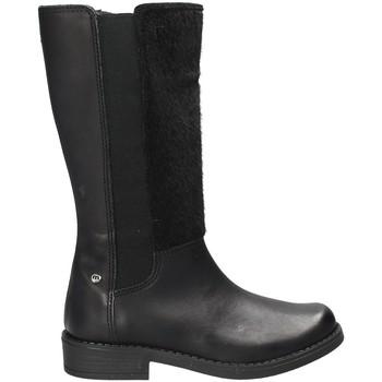 Chaussures Enfant Boots Melania ME6166F7I.A Noir