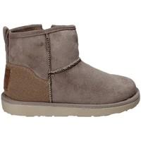 Chaussures Enfant Boots Wrangler WG17251 Gris