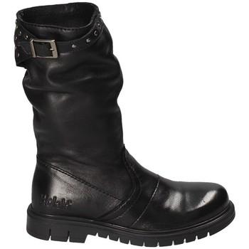 Chaussures Enfant Boots Holalà HL140019L Noir