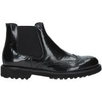 Chaussures Homme Boots Exton 498 Noir
