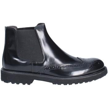 Chaussures Homme Boots Exton 5357 Noir
