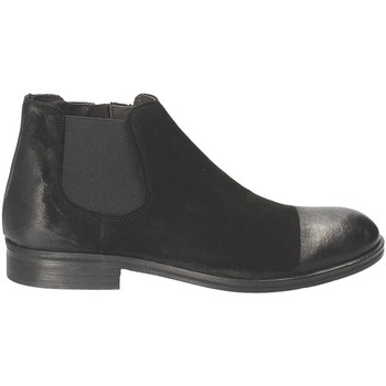 Chaussures Homme Boots Exton 5357 Noir