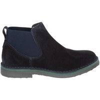 Chaussures Homme Boots Rogers 20078 Bleu