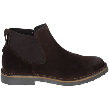 Chaussures Homme Boots Rogers 20078 Marron