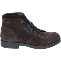 Chaussures Homme Boots Rogers 3038B Gris