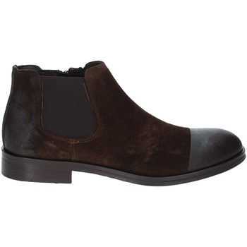 Chaussures Homme Boots Exton 5357 Marron