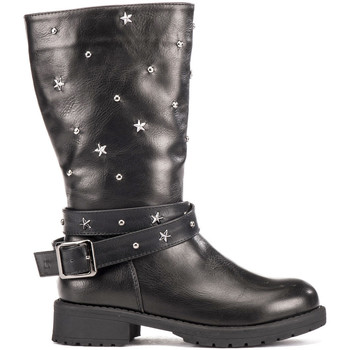 Chaussures Enfant Boots Lumberjack SG21107 002 S01 Noir