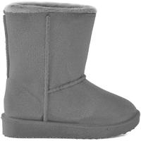 Chaussures Enfant Bottes de neige Grunland DO0437 Gris
