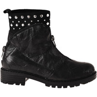 Chaussures Enfant Boots Grunland PO1068 Noir