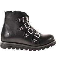 Chaussures Enfant Boots Melania ME2614D8I.A Noir