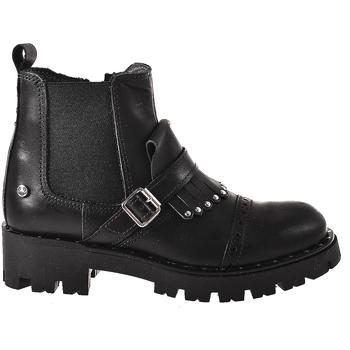 Chaussures Enfant Boots Melania ME6621F8I.A Noir