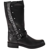 Chaussures Enfant Boots Melania ME6814F8I.W Noir