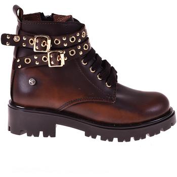 Chaussures Enfant Boots Melania ME2630D8I.D Marron
