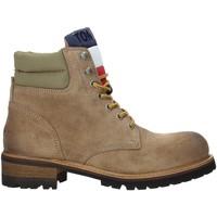 Chaussures Homme Boots Tommy Hilfiger EM0EM00354 Beige