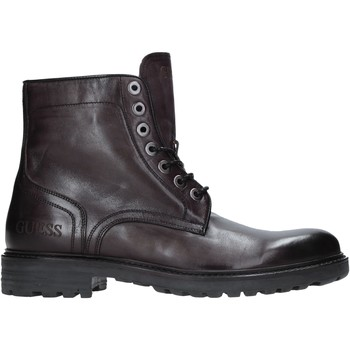 Chaussures Homme Boots Guess FM8GRD LEA10 Gris