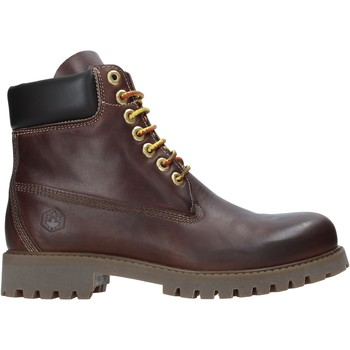 Chaussures Homme Boots Lumberjack SM33201 002 B33 Marron