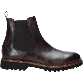Chaussures Homme Boots Exton 9059 Marron