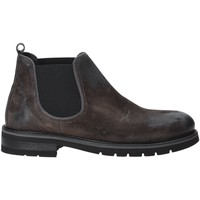 Chaussures Homme Boots Exton 65 Gris