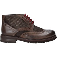 Chaussures Homme Boots Exton 63 Marron