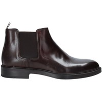 Chaussures Homme Boots Rogers 1104_4 Marron