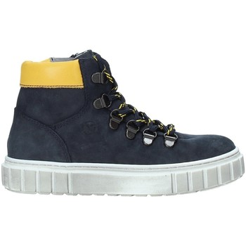 Chaussures Enfant Boots Nero Giardini A933721M Bleu