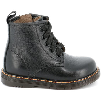 Chaussures Enfant Boots Grunland PP0255 Noir