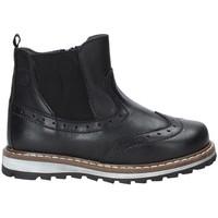 Chaussures Enfant Boots Melania ME2603D9I.A Noir