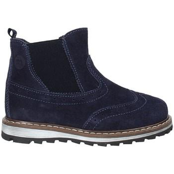 Chaussures Enfant Boots Melania ME2603D9I.B Bleu