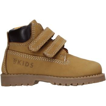 Chaussures Enfant Boots Valleverde 36801 Jaune