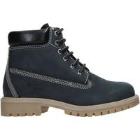 Chaussures Enfant Boots Valleverde 36803 Bleu