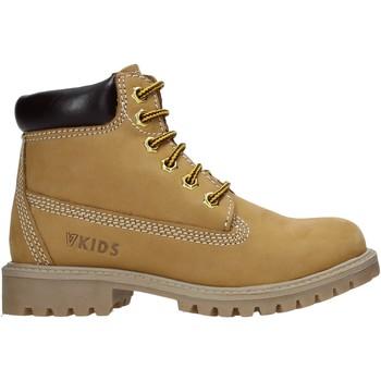 Chaussures Enfant Boots Valleverde 36803 Jaune