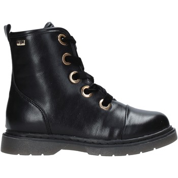 Chaussures Enfant Boots Valleverde 10243 Noir