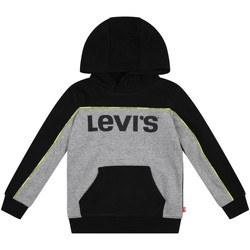 Vêtements Garçon Sweats Levi's - Felpa nero/grigio 8EB915-023 GRIGIO