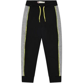 Vêtements Garçon Pantalons de survêtement Levi's - Pantalone nero/grigio 8EB914-023 NERO