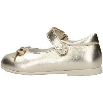 Chaussures Fille Baskets mode Naturino - Ballerina platino BALLET-0Q06 19 PLATINO