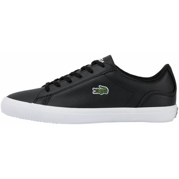 Chaussures Homme Baskets basses Lacoste - Sneaker nero SMA0060312 NERO