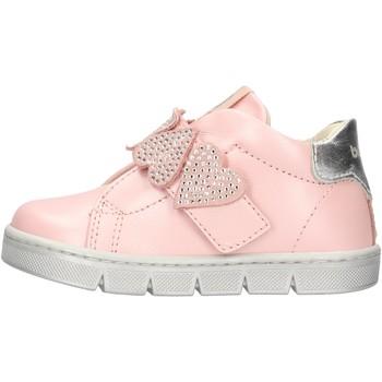 Chaussures Fille Baskets basses Balducci - Polacchino rosa CITA 4005 ROSA