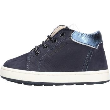 Chaussures Fille Baskets montantes Balducci - Polacchino blu CITA 4304 BLU