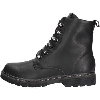 Chaussures Fille Boots GaËlle Paris - Anfibio nero G-450 NERO