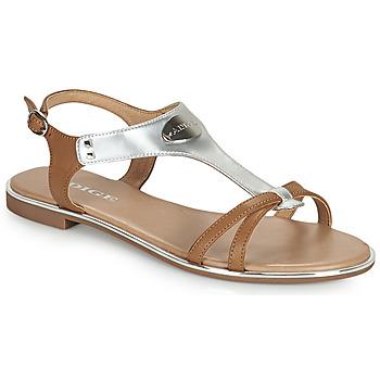 Chaussures Femme Sandales et Nu-pieds Adige ANNABELLE V4 SPECCHIO SILVER Argenté