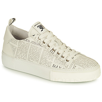 Chaussures Homme Baskets basses John Galliano LOLLA Blanc