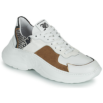 Chaussures Femme Baskets basses John Galliano MISTEY Blanc