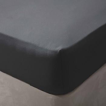 Maison & Déco Draps housse Belledorm Single Noir