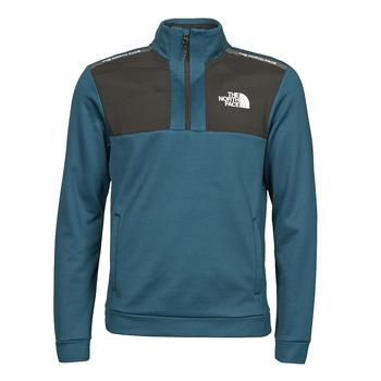 Vêtements Homme Polaires The North Face MA 1/2 ZIP Bleu