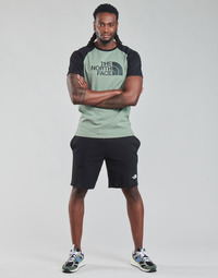 Vêtements Homme Shorts / Bermudas The North Face GRAPHIC SHORT LIGHT Noir