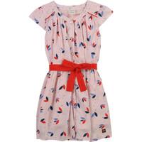 Vêtements Fille Robes courtes Carrément Beau MARIELA Rose