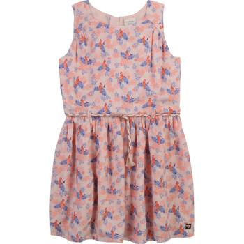 Vêtements Fille Robes courtes Carrément Beau FILETA Rose