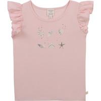 Vêtements Fille T-shirts manches courtes Carrément Beau HINILA Rose